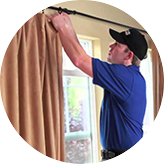 Curtain Cleaning near me